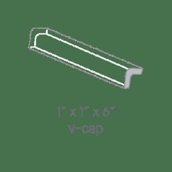 1x1x6 V-Cap
